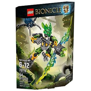 Mô Hình LEGO Bionicle - Hộ Vệ Rừng 70778