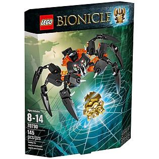 Mô Hình LEGO Bionicle - Chúa Tể Nhện 70790