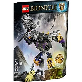 Mô Hình LEGO Bionicle - Thần Đất Onua 70789