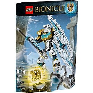 Mô Hình LEGO Bionicle - Thần Băng Kopaka 70788