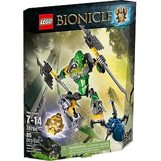 Mô Hình LEGO Bionicle - Thần Rừng Lewa 70784