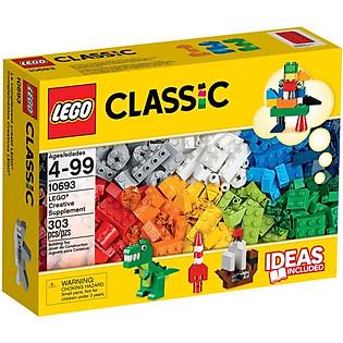 Mô Hình LEGO Classic - Bộ Gạch  Chi Tiết Sáng Tạo 10693
