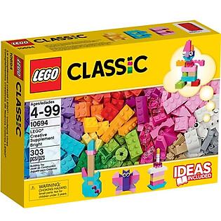 Mô Hình LEGO Classic - Bộ Gạch Chi Tiết Sáng Tạo 10694