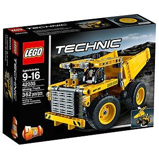 Mô Hình LEGO Technic - Xe Tải Hầm Mỏ 42035