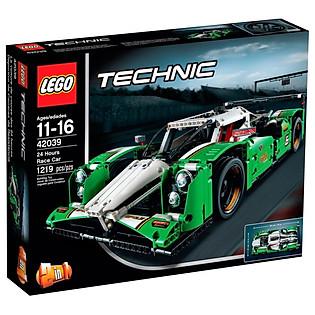 Mô Hình LEGO Technic - Siêu Xe Đua 42039