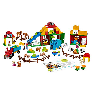 Nông Trại Lớn LEGO EDUCATION - 45007