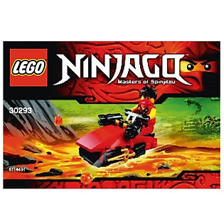 Mô Hình LEGO Ninjago - Canô Của Kai 30293