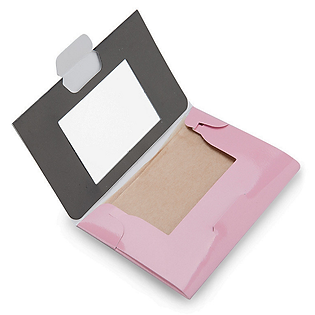 Giấy Thấm Dầu Ottie Oil Control Blotting Paper With Mirror - 1502 (100 Miếng )