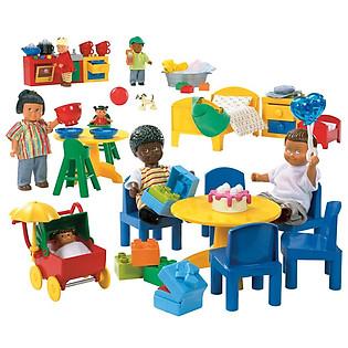 Búp Bê Gia Đình LEGO EDUCATION - 9215