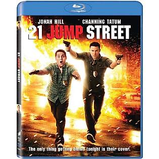 21 JUMP STREET (BLU-RAY DISC)