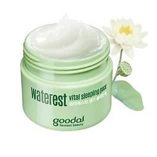 Mặt Nạ Ngủ Goodal Waterest Vital Sleeping Pack (100Ml)