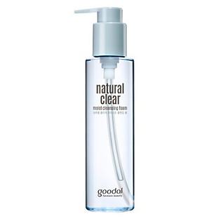 Sữa Rửa Mặt Goodal Natural Clear Moist Cleansing Foam Dạng Bọt (150Ml)