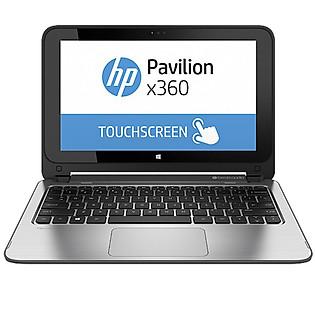 Laptop HP Pavilion X360 11-K118TU- P3U77PA (Win 10SL)- Bạc