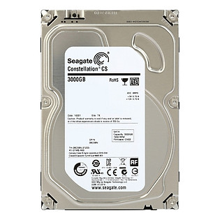 Ổ Cứng Trong Server Seagate Constellation CS 3TB 7200 Rpm