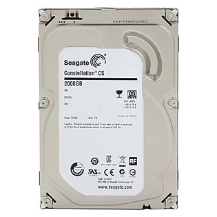 Ổ Cứng Trong Server Seagate Constellation CS 2TB 7200 Rpm