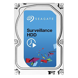Ổ Cứng Trong Video Seagate Surveillance 2TB (64MB) 5900 Rpm