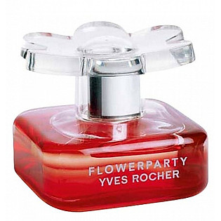 Nước Hoa Yves Rocher Toilet Water Spray Flowerparty (30Ml) - Y101331
