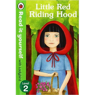Read It Yourself Little Red Riding Hood (Hardcover)