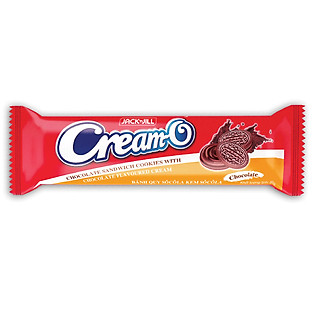 Bánh Quy Cream-O Brown Choco 85G