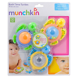Bộ 3 Rùa Nối Đuôi Munchkin - 24025
