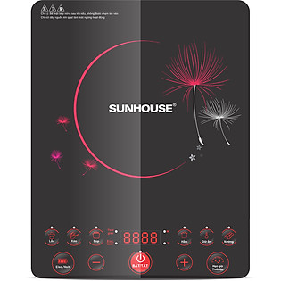 Bếp Từ Cao Cấp Sunhouse SHD6152