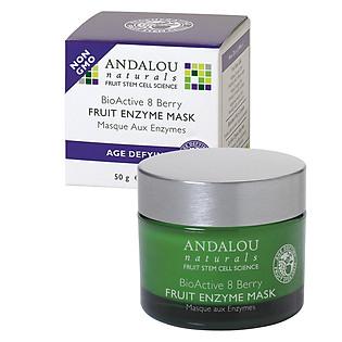 Mặt Nạ Enzym Bio Active 8 Loại Dâu Andalou Naturals – 25140 (50 Ml)