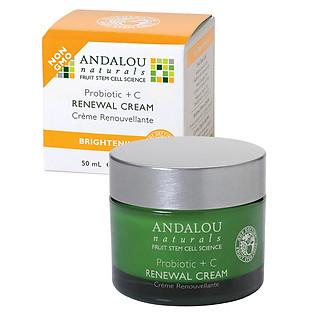 Kem Dưỡng Da Andalou Naturals Probiotic + C - 25171 (50Ml)