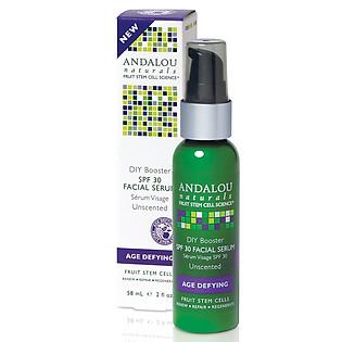 Serum Không Mùi DIY Booster SPF 30 Andalou Naturals – 25204 (58 Ml)