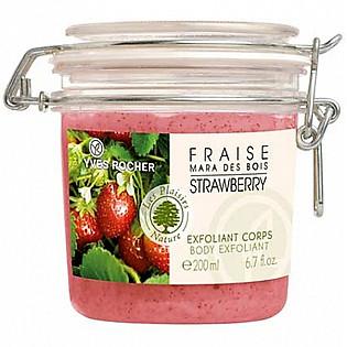 Tẩy Tế Bào Chết Hương Dâu Tây Yves Rocher Strawberry (200Ml) - Y101595