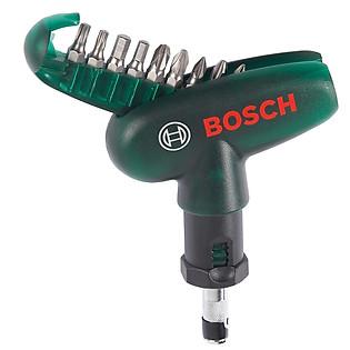 Bộ Mũi Vặn Vít Cầm Tay 10 Món Bosch – 2607019510
