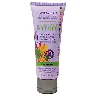 Kem Dưỡng Da Tay Andalou Naturals Lavender Shea - 26190 (100Ml)