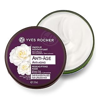 Mặt Nạ Ủ Tóc Dành Cho Tóc Thiếu Sức Sống Yves Rocher Redensifying Mask Lifeless Hair (150Ml) - Y101856