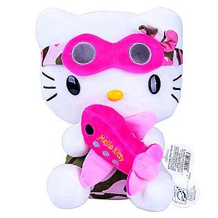 Thú Bông Kitty Phi Công (Trung)