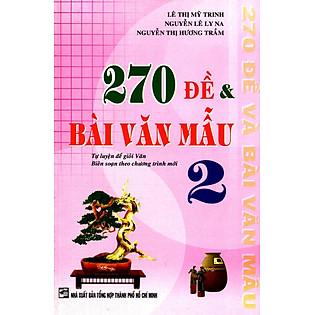 270 Đề Và Bài Văn Mẫu Lớp 2 (2014)