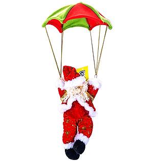 Thú Bông Ông Già Noel Nhảy Dù (Nhỏ)