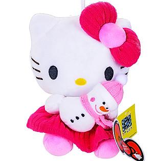 Thú Bông Kitty Người Tuyết (Nhỏ)