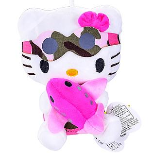 Thú Bông Kitty Phi Công (Nhỏ)