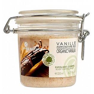 Gel Tắm Tẩy Tế Bào Chết Hương Vani Yves Rocher Organic Vanilla (200Ml) - Y101004