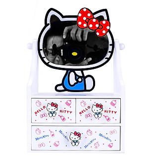 Tủ Gỗ Kitty Gương 9524