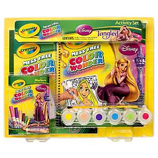 Bộ Dụng Cụ Vẽ CRAYOLA Color Wonder - 7522400003