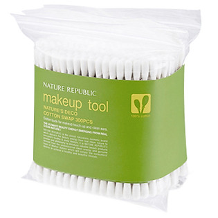 Tăm Bông Nature Republic Natures Deco Cotton Swab 300Pcs