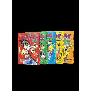 Combo Pokémon Đặc Biệt (Trọn Bộ 14 Tập)