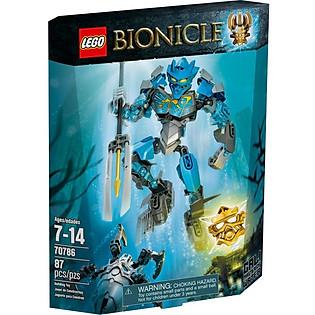 Mô Hình LEGO Bionicle - Thần Nước Gali 70786