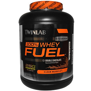 Thực Phẩm Chức Năng Bổ Sung Protein 5Lbs Twinlab 100% Whey Protein Fuel