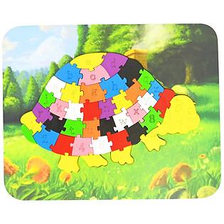 Ghép Hình Puzzle Tottosi - Rùa 303006 (40 Mảnh Ghép)