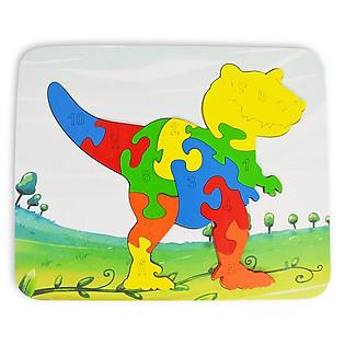 Ghép Hình Puzzle Tottosi - T-Rex 303014 (11 Mảnh Ghép)