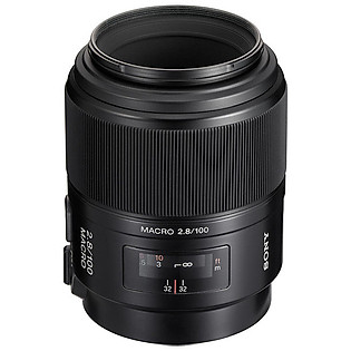 Lens Sony SAL 100Mm F2.8