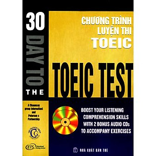 30 Day To The Toeic - Kèm 2 CD