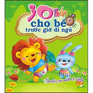 30 Phút Cho Bé Trước Giờ Đi Ngủ -  Sư Tử Con Mất Vệ Sinh