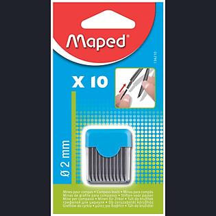 Ruôt Chì Compass Maped 2 Mm - 134210